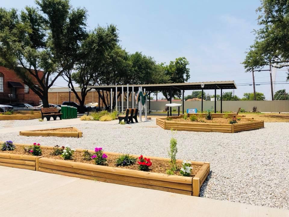 Seymour Sound Garden Seymour TX
