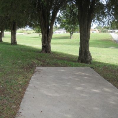 Seymour Texas Disc Golf Course