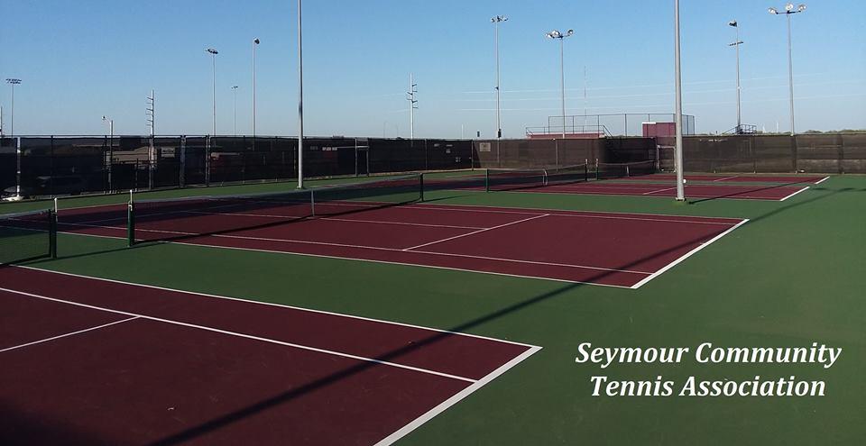 Seymour Community Tennis Courts Seymour TX