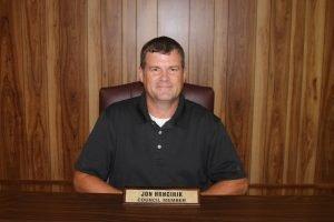Jon Hrncirick, Mayor of Seymour TX